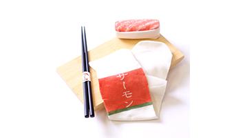 calze sushi salmone