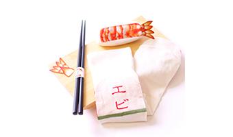 calze sushi gamberetti