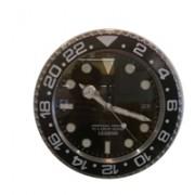 orologio da parete ispirato al rolex