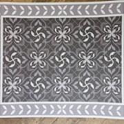 tappeto telki colore grigio