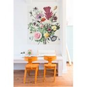 quadro-poster-ixxi-bouquet-fiori