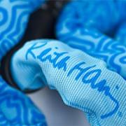 catena-bici-keith-haring-blu