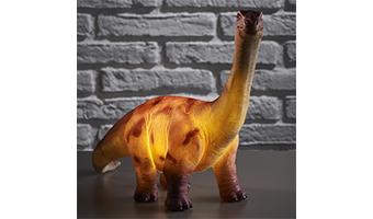 Lampada dinosauro Brontosauro