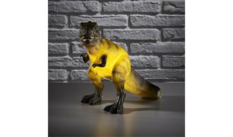 Lampada dinosauro t-rex