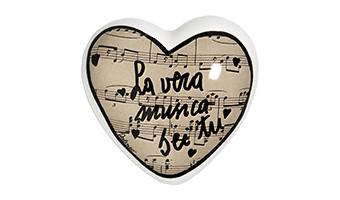 Cuore ceramica Heart Gallery