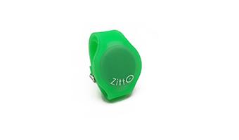 orologio zitto mini verde milano