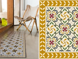tappeti in vinile made in italy