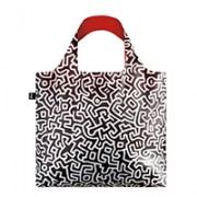 borsa shopper loqi keith haring