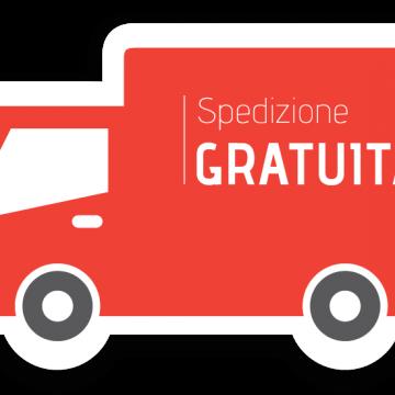 Spedizione gratuita in tutta Milano