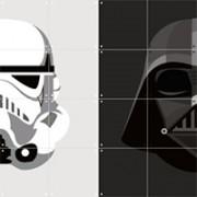 quadro pannelli ixxi star wars