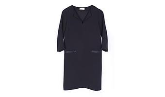 vestito nero karakorum