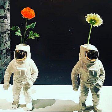 Oggetti ispirati allo spazio