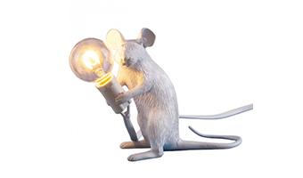 lampada topolino seduto seletti