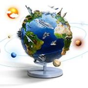 mappamondo ar globe