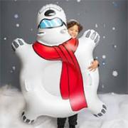 snow-tube-slittino-gonfiabile-orso-polare1