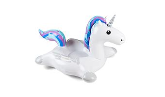 Slittino gonfiabile Unicorno