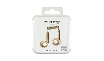 Cuffie con microfono Happy Plugs
