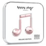 pink gold happy plugs deluxe edition