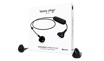 Cuffie con microfono Happy Plugs wireless