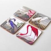 sottobicchieri-set-birds-flamingo-biologica
