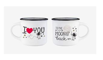 Coppia tazzine caffè love you to…