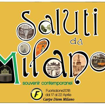 Saluti da Milano Souvenir Contemporanei