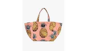 Borsa Totebag xl ananas