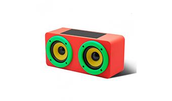 Boombox-cassa a induzione