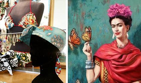 collezione frida kahlo