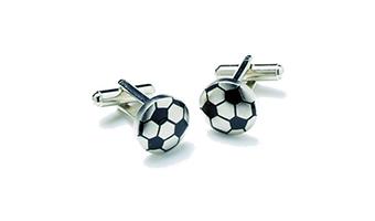 gemelli-per-camicia-palla-calcio-onyxart