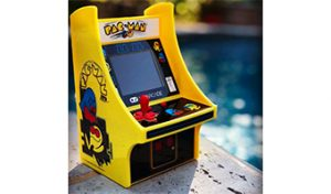 console pac man vintage my arcade