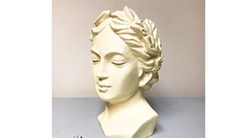 cache pot busto greco