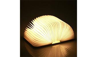 lampada libro mini