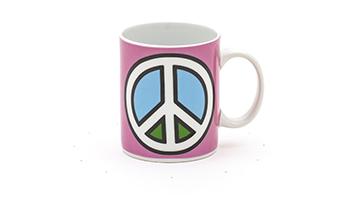 Mug POP peace