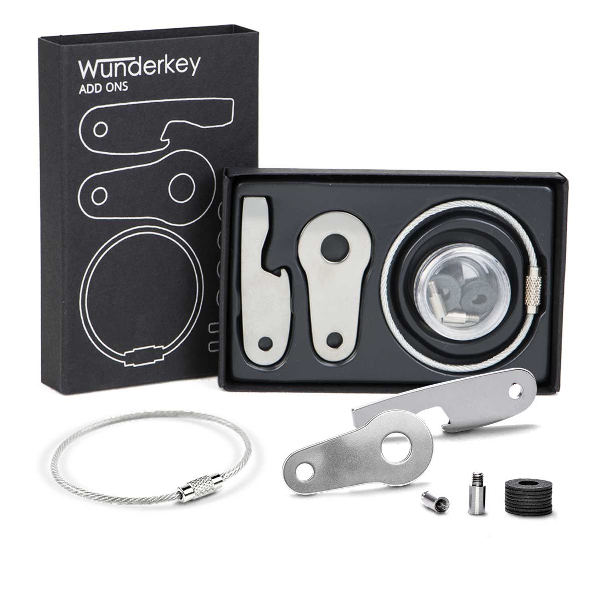 23863f3567 Wunderkey add on accessori extra – carpe diem