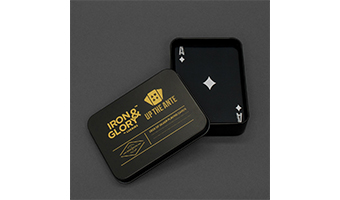 Carte da gioco gold edition