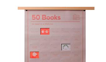 Lista dei 50 libri da leggere una volta nella vita