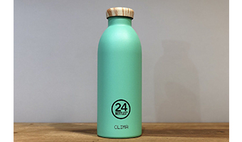 bottilgia termos clima 24 bottles colore menta