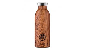 bottiglia 24 bottle sequoia clima