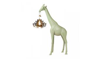 giraffa lampada candelabro xs