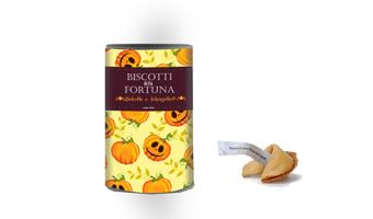 Biscotti della fortuna halloween