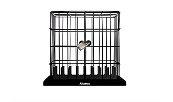"""Prigione per Smartphone """"Alcatraz"""""""