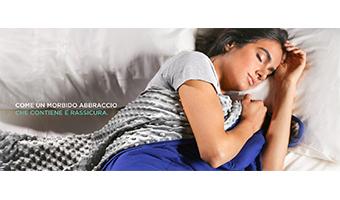coperta pesante per insonnia milano