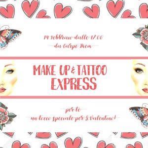 evento san valentino make up express