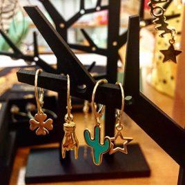 orecchini simboli