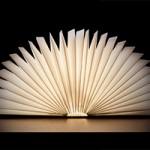 lampada libro oobook