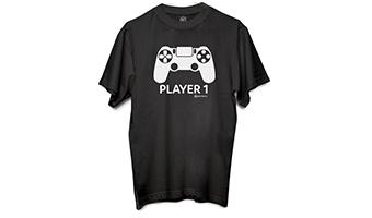 T-shirt PLAYER 1