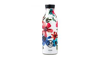 Stop alle bottiglie di plastica: usa le URBAN DI 24 BOTTLES