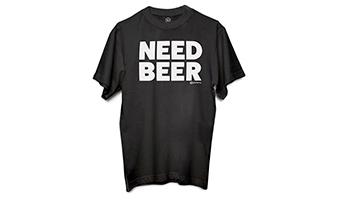 Maglietta NEED BEER