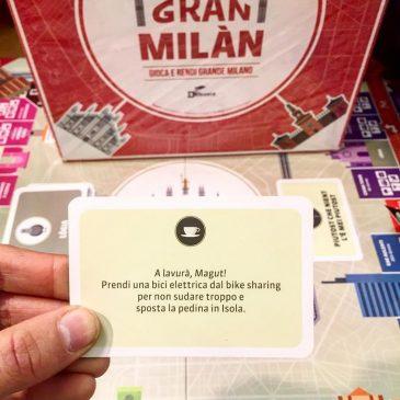 Giochi da tavola MILANESI: Radetzky e Gran Milan